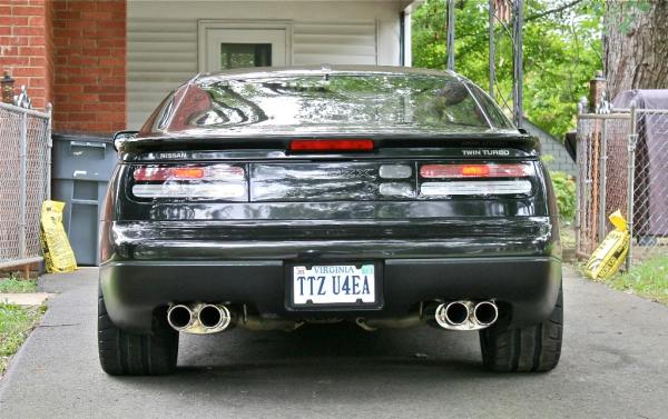 Bhollister S Garage 1990 Twin Turbo Z