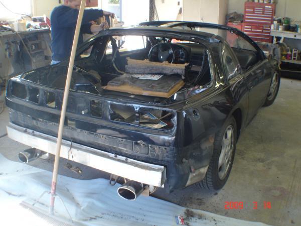 Lue S Student S Garage 1990 Nissan 300zx Na To Tt