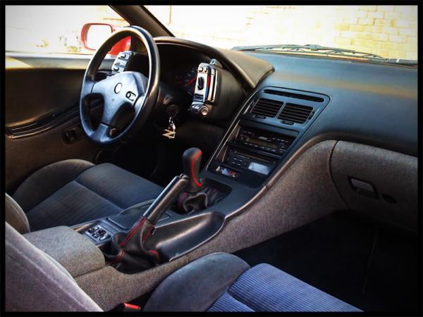 1990 Nissan 300ZX Twin Turbo Interior
