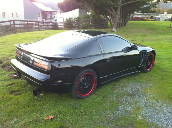 bheboosted 39 s garage 1990 nissan 300zx twin turbo. Black Bedroom Furniture Sets. Home Design Ideas