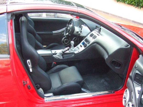 Kisaki81 39 s garage 300zx inferno rosso for Europe garage seat