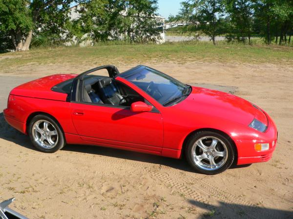 1993 Nissan 300zx Twin Turbo Convertible