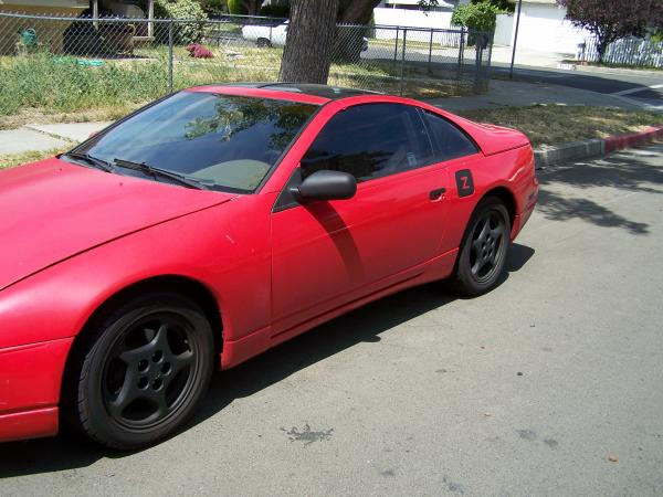 service manual 1995 nissan 300zx dash removal service. Black Bedroom Furniture Sets. Home Design Ideas